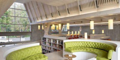 En Constitución: La Biblioteca que devolvió la sonrisa
