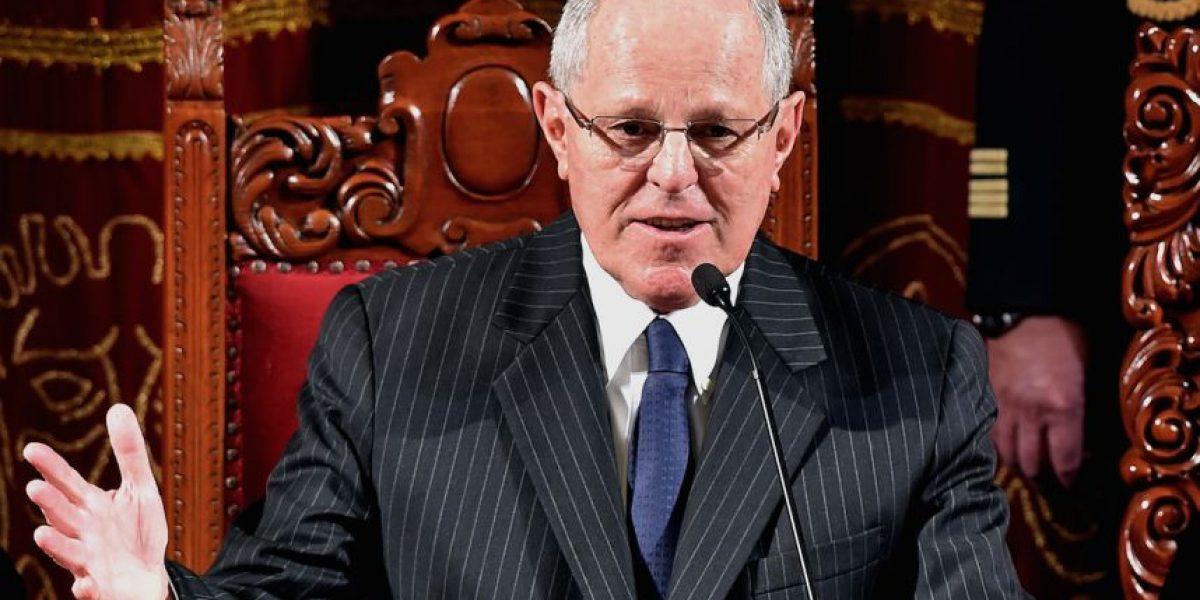 Nuevo presidente peruano revela que no vivirá en el Palacio de Gobierno porque tiene polillas