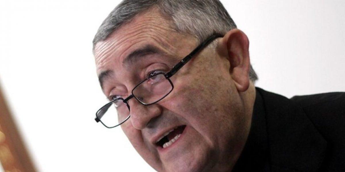 Obispo de Temuco llama a Bachelet a participar en mesa de diálogo por violencia en La Araucanía