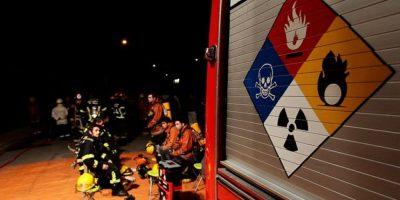 Emergencia química por fuga de amoniaco obligó la evacuación de cientos de personas en Colina