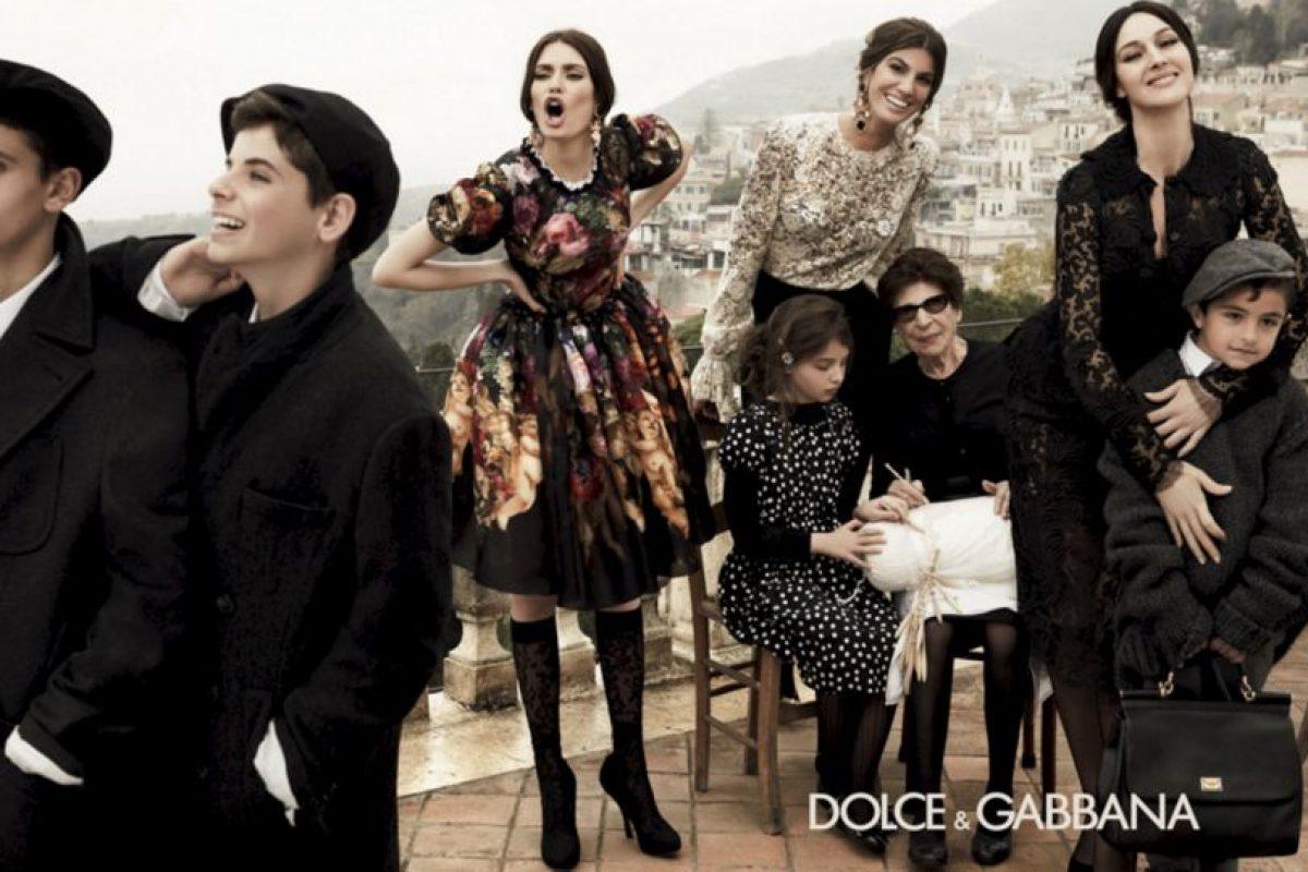 Foto:Dolce & Gabbana. Imagen Por: