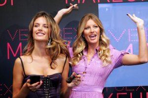 Alessandra Ambrosio y Gisele Bündchen. Imagen Por: