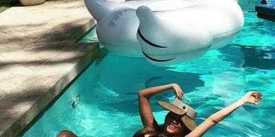 Sofía Vergara cautiva Instagram con foto en lencería