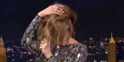 Celine Dion imita a Sia y hace twerking como Rihanna