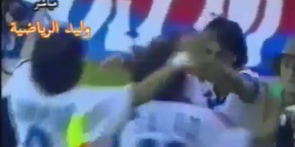 En Arabia recordaron el gol a Camerún y se volvieron locos con el arribo de Sierra