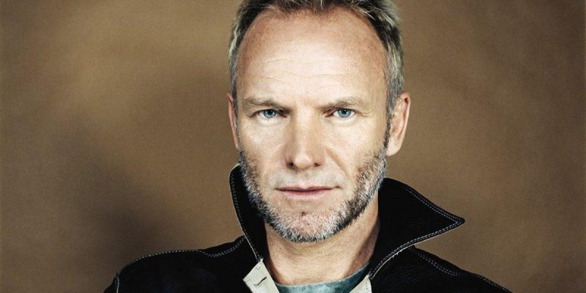 Sting y su nuevo álbum: