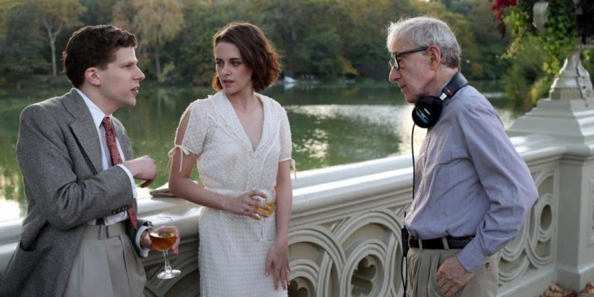 Kristen Stewart bajo las órdenes de Woody Allen: