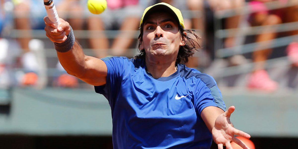 Julio Peralta está en las semis del ATP de Gstaad y llegará prendido a Río 2016