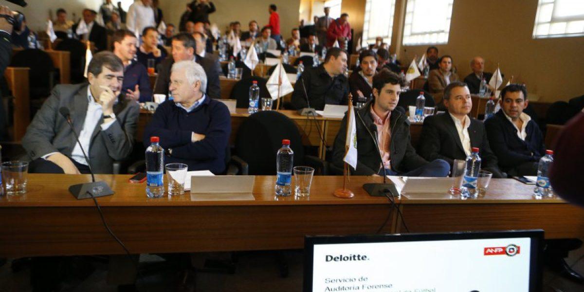 Buscan salida al paro: ANFP presentó propuesta de campeonato a 20 clubes
