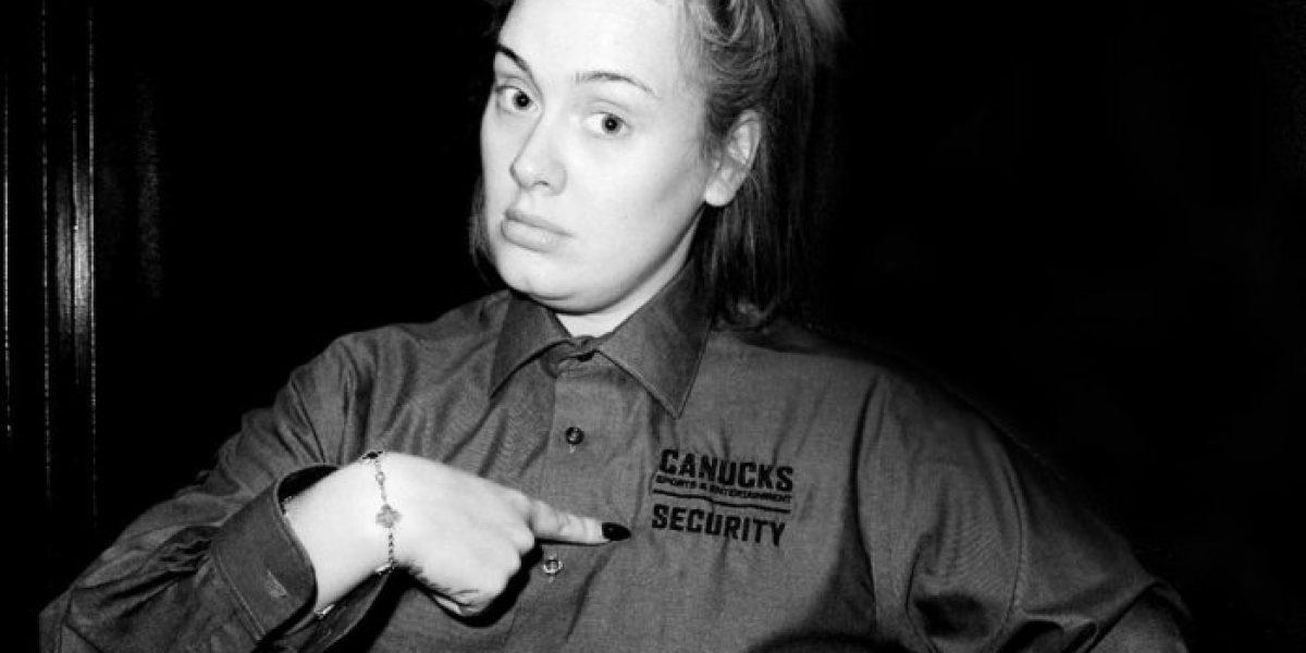 Adele sorprende a sus seguidores con