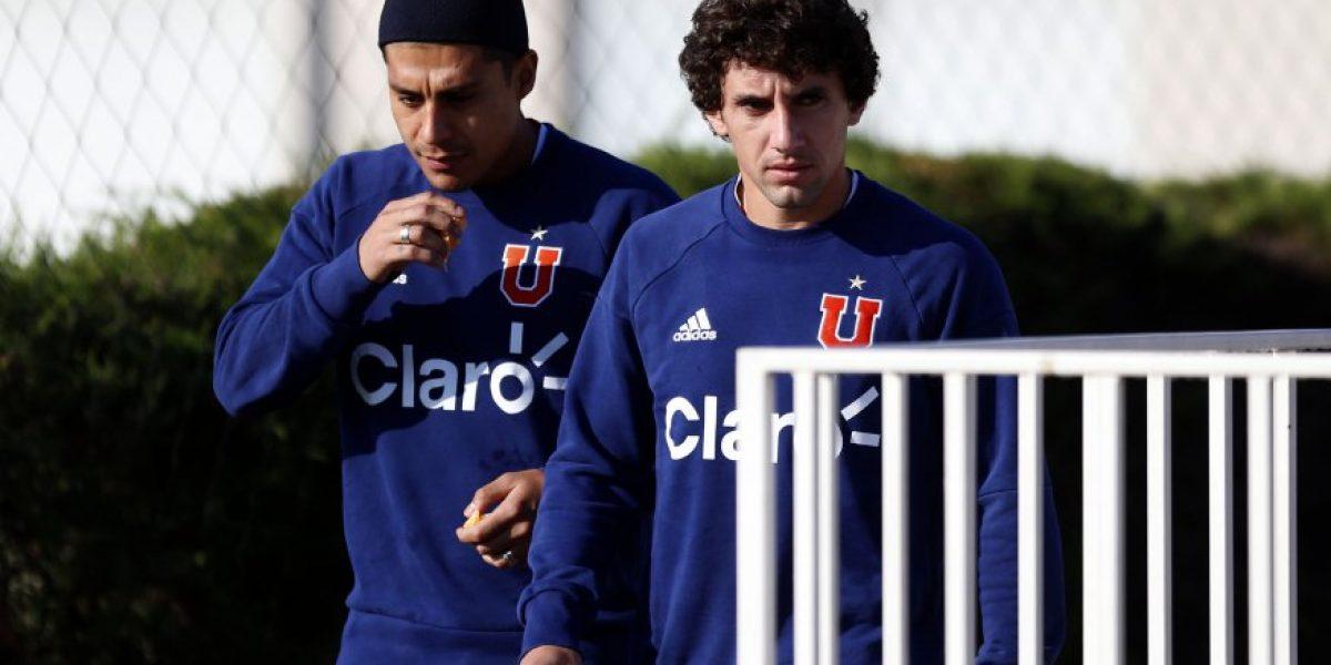 La U recupera casi dos millones de dólares gracias a la venta de Mathías Corujo