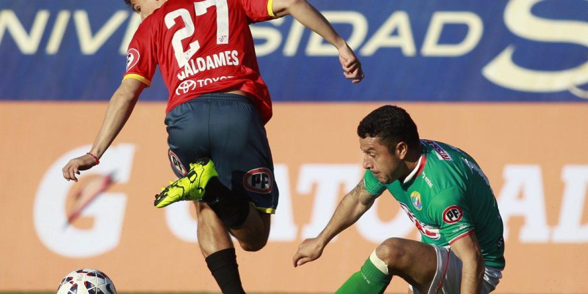 Pablo Galdames ante opción de Colo Colo: