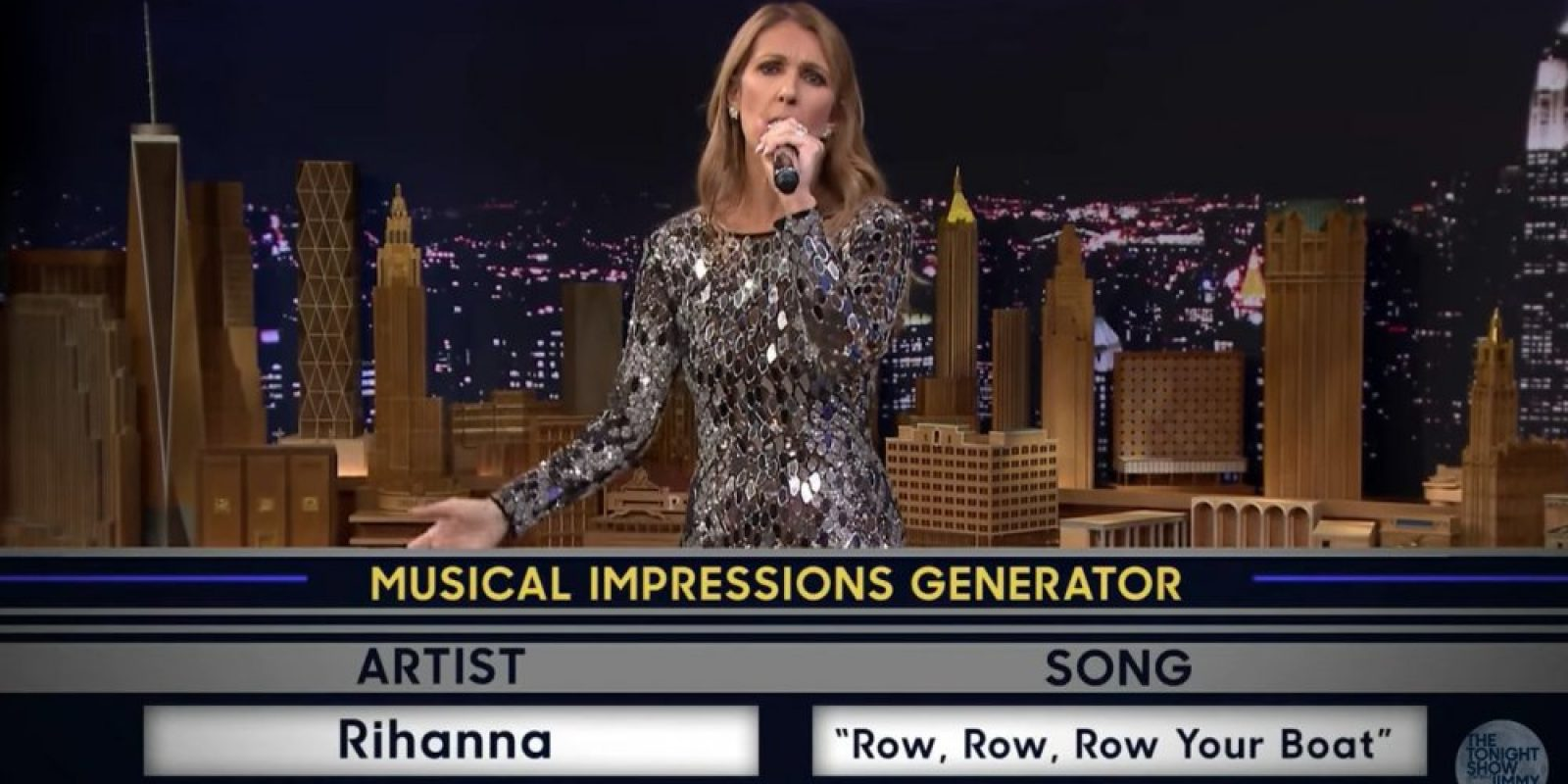 . Imagen Por: The Tonight Show Starring Jimmy Fallon