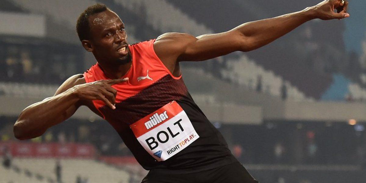 El rayo volvió con todo: Usain Bolt se impone en los 200 metros de la Liga de Diamante