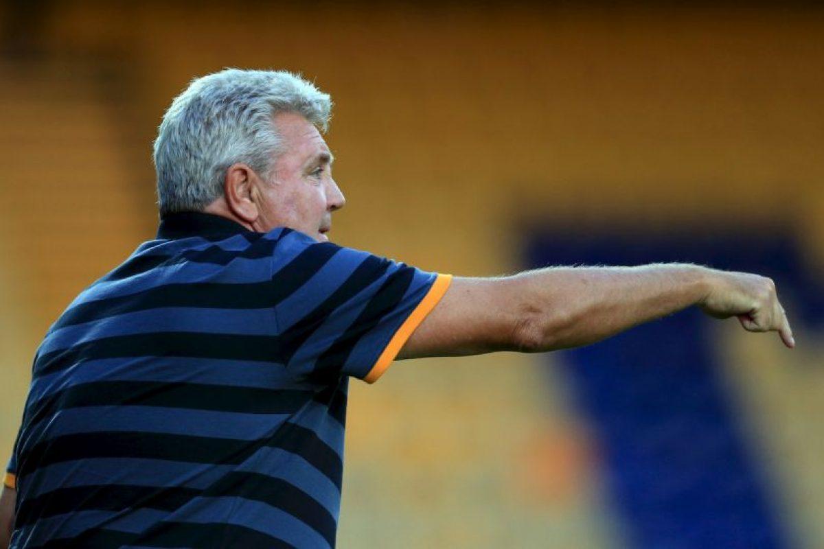 Steve Bruce renunció a su cargo por las condiciones de trabajo Foto:Getty Images. Imagen Por: