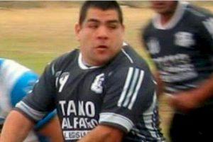 Contreras tiene casi 30 años jugando rugby Foto:Twitter URTrugby. Imagen Por: