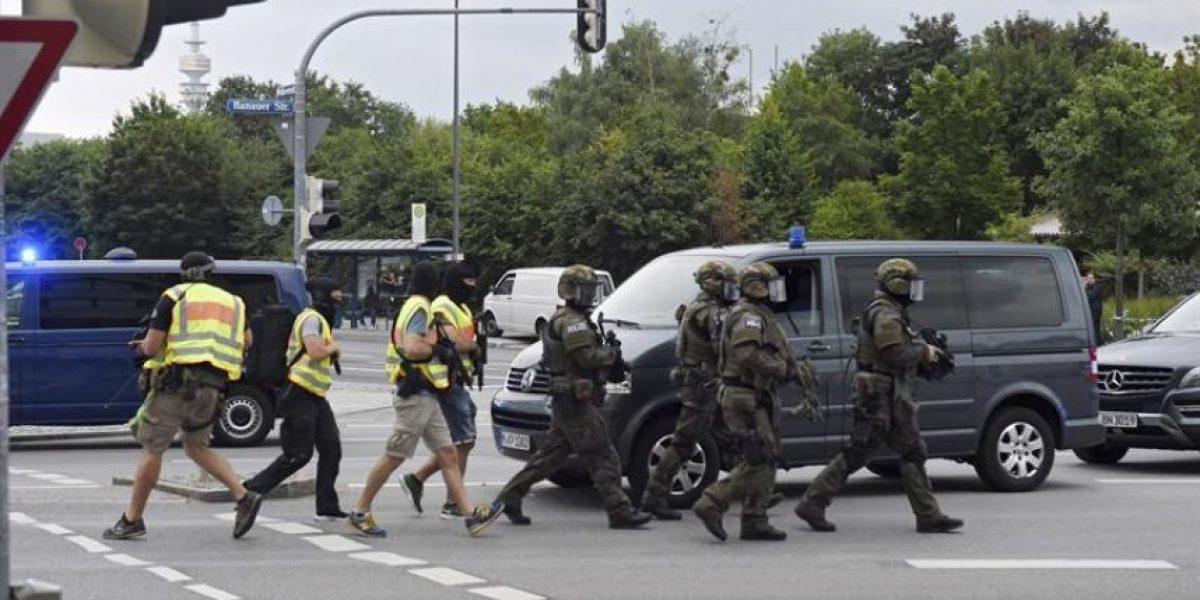 Ataque en Munich: policía confirma que tirador era un