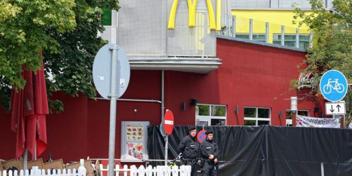 Policía alemana descartó vínculo del autor del tiroteo en Munich con Estado Islámico