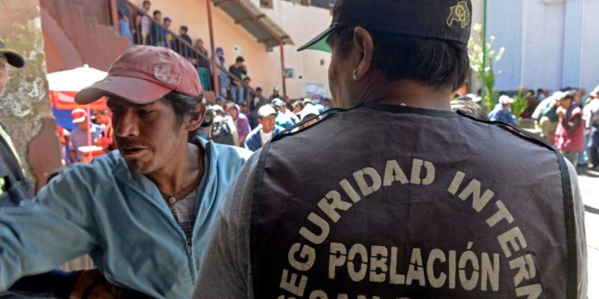Un chileno y dos argentinos escaparon de cárcel en Bolivia