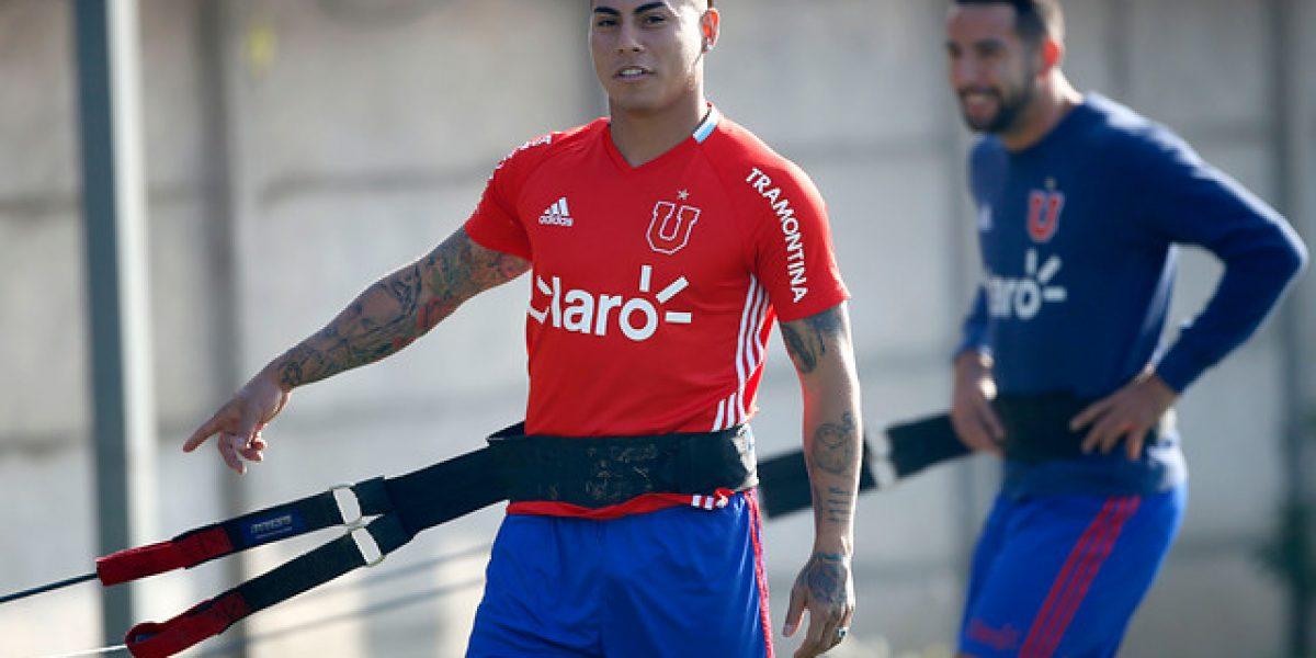 Eduardo Vargas y opción de ir a Sevilla: