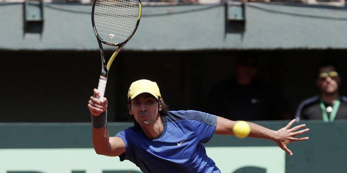Va por el título: Julio Peralta avanzó a la final de dobles del ATP 250 de Gstaad