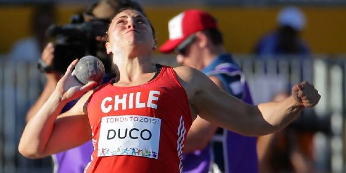 A tope para Río 2016: Natalia Ducó ganó medalla de oro en Portugal