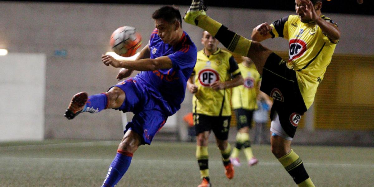 Minuto a minuto: Universidad de Chile goleó a San Luis de Quillota