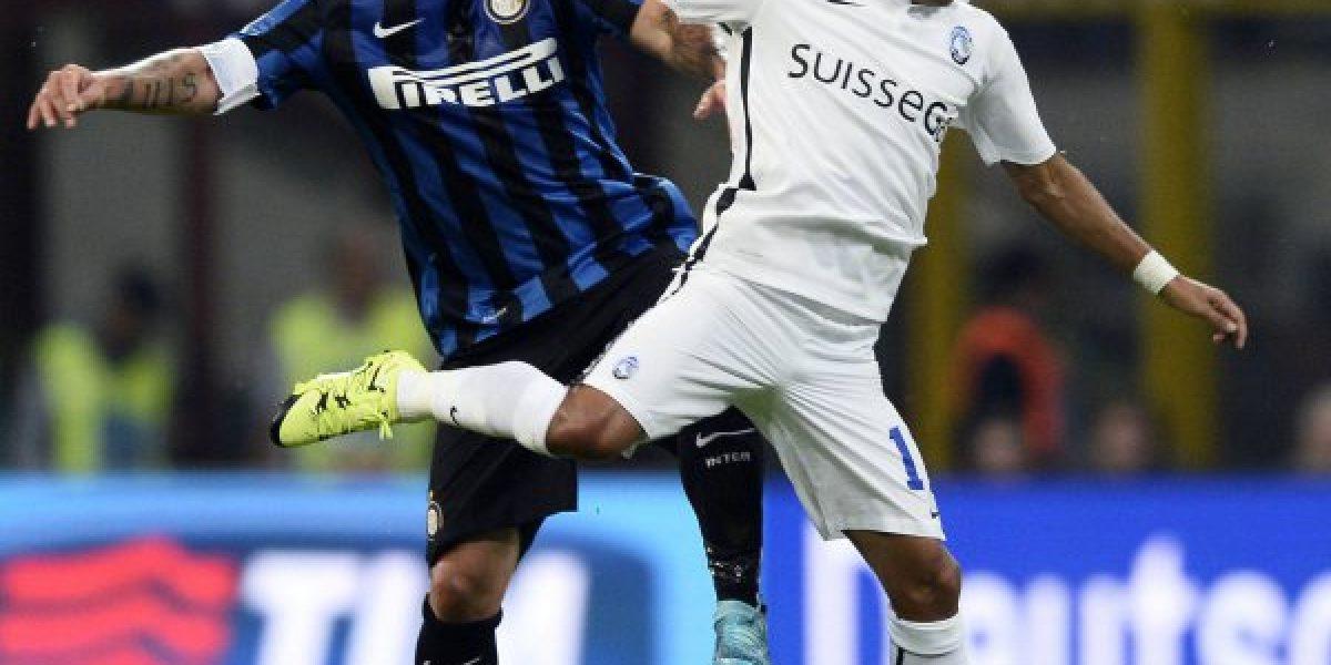 Gary Medel se sumó a la pretemporada del Inter pese a rumores de su salida