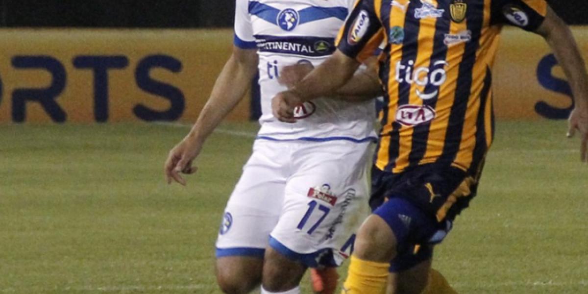Se sacó la mufa: Isaac Díaz volvió al gol en goleada de Sol de América frente a Libertad