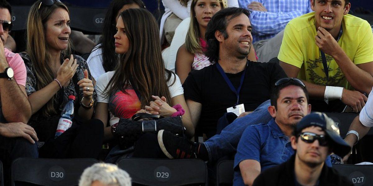 Fernando González se unió al equipo técnico de Gonzalo Lama
