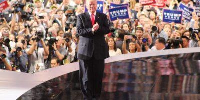 Las 7 cosas que debes saber del discurso de Donald Trump