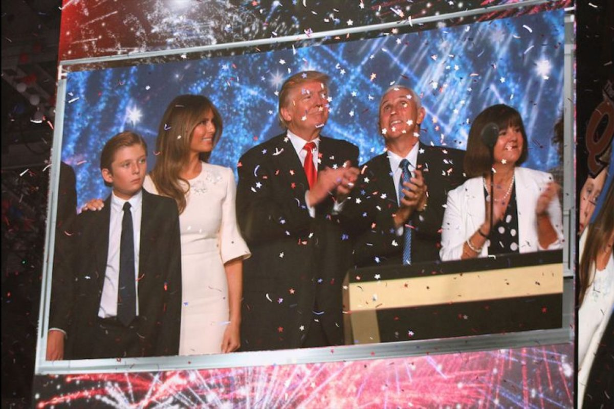 Trump ha sido el candidato que más votos ha obtenido del electorado republicano en la historia del partido. Foto:Publimetro. Imagen Por: