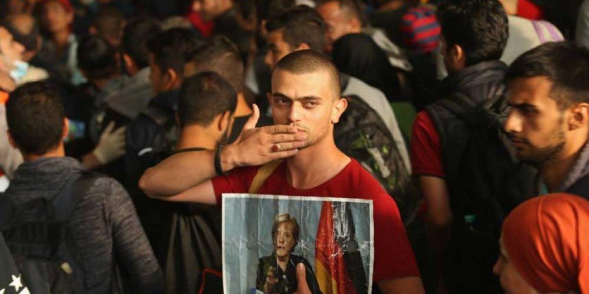 Refugiado sirio asesina con machete a mujer en Alemania