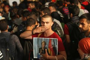 Entre 2015 y 2016, más de un millón de refugiados llegaron a Europa. La mayoría provenía de Siria. Foto:Getty Images. Imagen Por:
