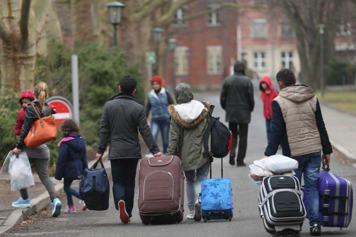 Según cifras de ACNUR, en 2015 la cifra de desplazados en todo el mundo era de 65 millones.. Imagen Por: