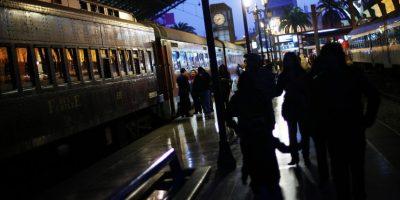 Accidente entre bus y Tren del Recuerdo deja al menos 7 heridos
