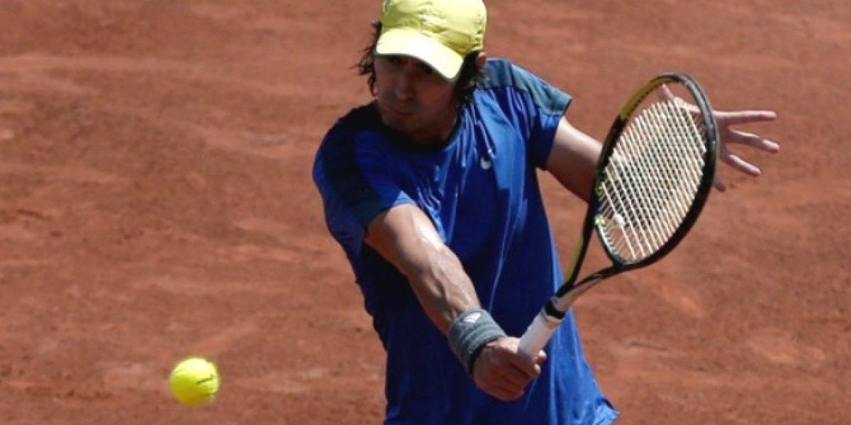 Julio Peralta tras ganar Gstaad en dobles junto a Zeballos: