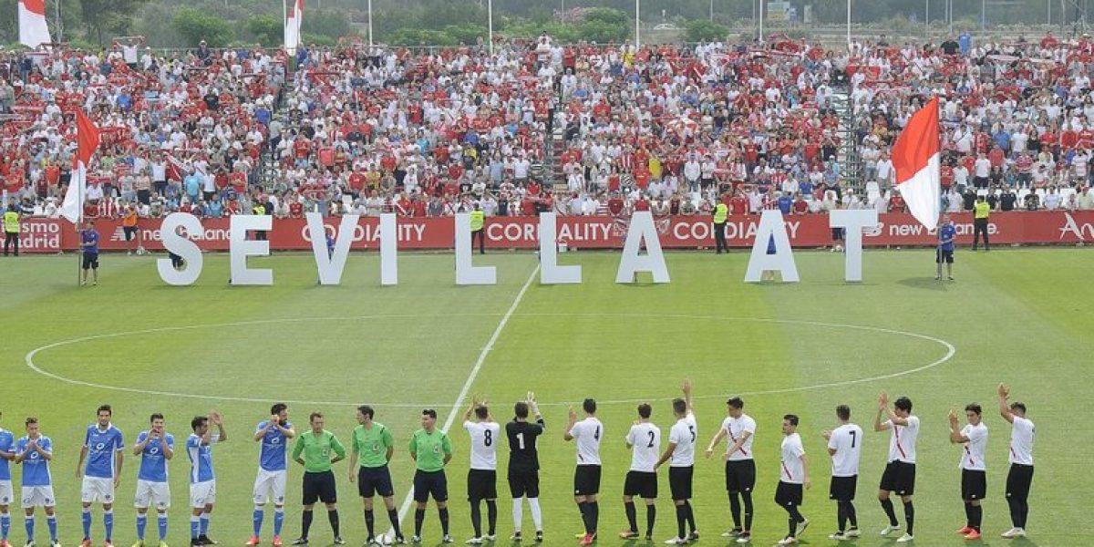 Sevilla y Sampaoli siguen invictos tras nuevo triunfo de pretemporada