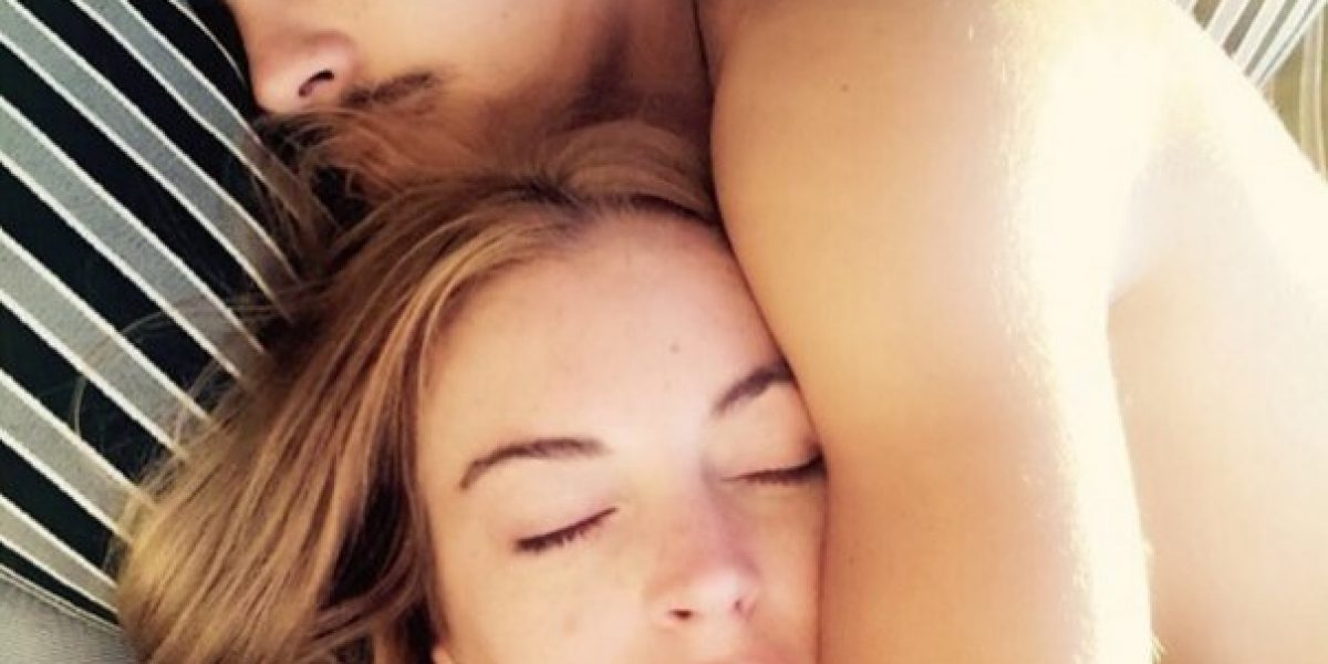 Lindsay Lohan se pelea con su novio y expone detalles en Twitter