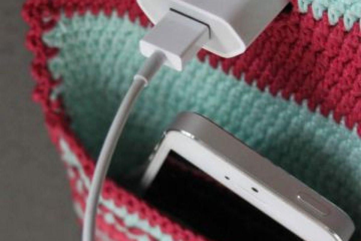 Esto puede verse bonito, pero podría calentar innecesariamente su celular. Foto:Tumblr. Imagen Por: