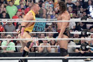 Rusev le pasó por encima a Zack Ryder y retuvo el Campeonato de Estados Unidos Foto:WWE. Imagen Por: