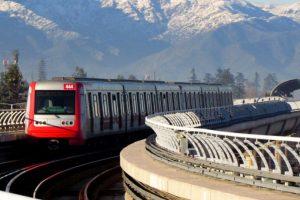 Foto:Metro de Santiago. Imagen Por:
