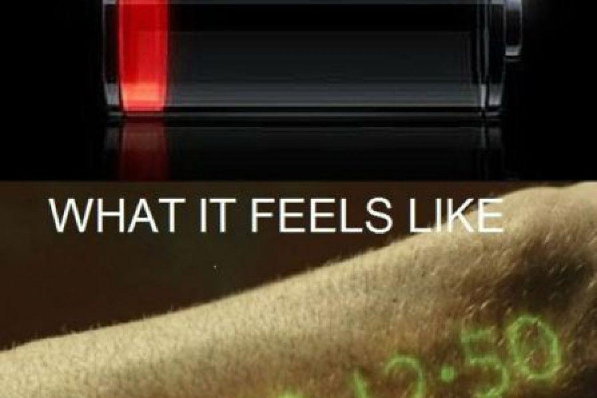 Lo que provocaría que su batería dure menos tiempo. Foto:Tumblr. Imagen Por: