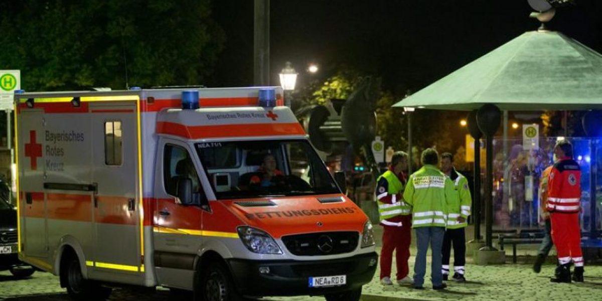 Explosión en Alemania: autoridades califican el hecho como