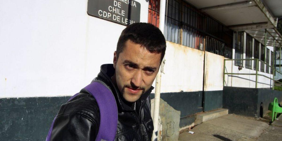 Estuvo un año prófugo: personal de la PDI logró detener a Emilio Berkhoff
