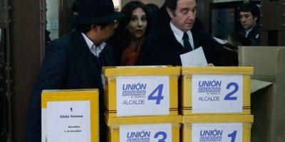 Elecciones municipales: Chile Vamos inscribe a sus candidatos a alcaldes