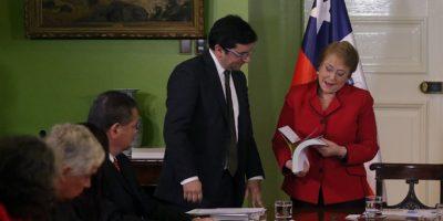 Bachelet recibe informe que reforma Sistema de Evaluación de Impacto Ambiental