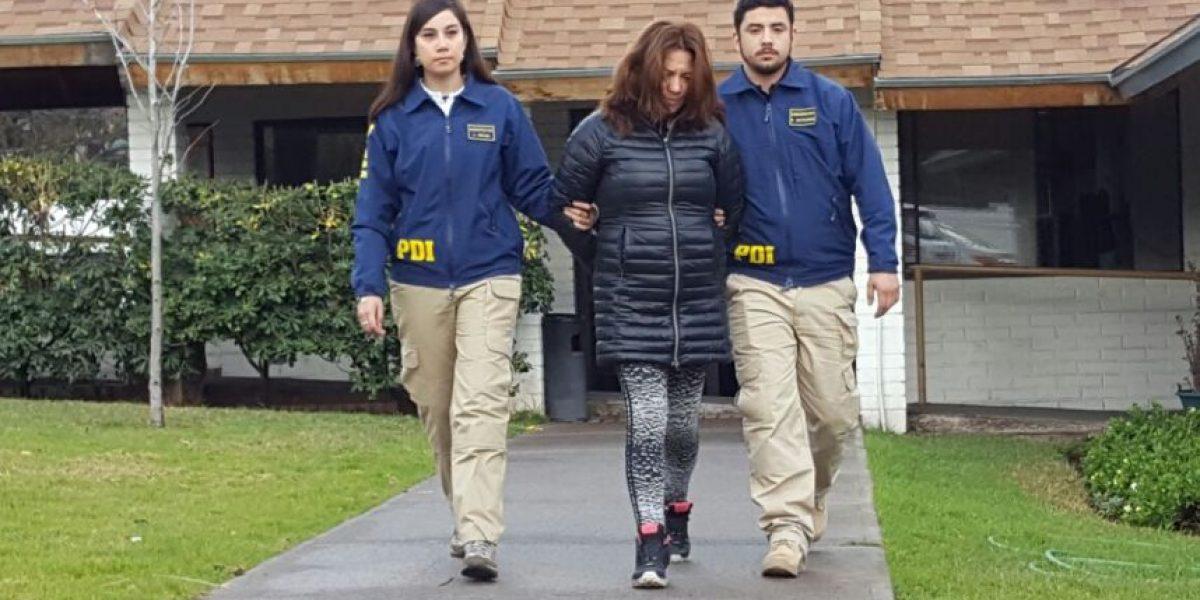 Arrestan a