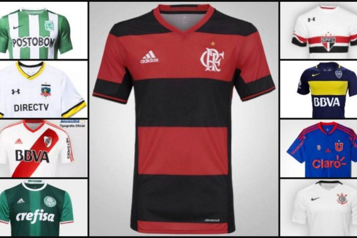 Las diez camisetas más vendidas en Sudamérica. Imagen Por: