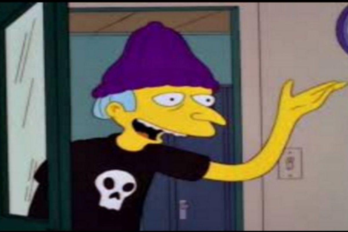 ¡Que no les digan posers! Foto:Los Simpson. Imagen Por: